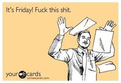 Ya es viernes!