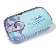 sardines #metallicpack #illustration