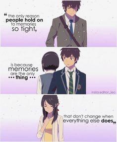 Anime : Kimi No Na Wa Your Name Quotes Anime The post Anime : Kimi No Na Wa Your Name Quotes Anime appeared first on Action Manga - Anime. Your Name Quotes, New Quotes, Mood Quotes, Funny Quotes, Life Quotes, Inspirational Quotes, Motivational, Your Name Movie, Your Name Anime
