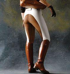 These two-tone breeches; love them or leave them?