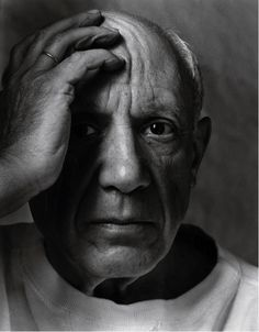 Pablo Picasso !!! Arnold Newman's Incredible Artist Portraits (25 photos) - My Modern Metropolis