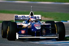Jacques Villeneuve Williams - Renault 1997