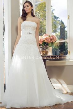 US$201.69-Endearing Venus Strapless Lace Wedding Dress 2016. http://www.ucenterdress.com/endearing-venus-wedding-dress-pMK_703176.html. Shop for Best wedding dresses, Lace wedding dress, modest wedding dress, strapless wedding dress, backless wedding dress, wedding dress with sleeves, mermaid wedding dress, plus size wedding dress, We have great 2016 fall Wedding Dresses on sale. Buy Wedding Dresses online at UCenterDress.com today!