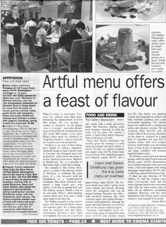 A few words more in the metro newspaper