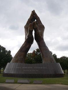 Praying Hands --- OK