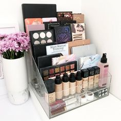 Extra Large VC Palette Holder Makeup Organiser Storage - Schminktische - Make up augen