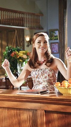 """Annabeth's Nanette Lepore Shirred Strapless Dress """"Hart of Dixie"""" Season Episode 17 """"A Good Run of Bad Luck"""" Hart Of Dixie Annabeth, Pretty People, Amazing People, Hair Affair, Nanette Lepore, Southern Belle, Classy And Fabulous, Girl Crushes, Southern Hairstyles"""