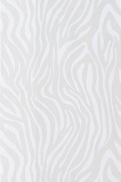 Wallpaper by ellos Nena-tapetti, helmiäisvalkoinen