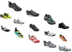 What are the different type of cycling shoes?  Find out more about mountain bike shoes, road cycling shoes, and triathlon cycling shoes at Trivillage.com -- http://www.trivillage.com/cyclingshoes.html  .