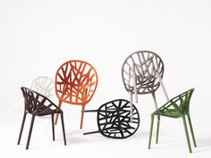 Vitra   venkovní židle Vegetal   design: Ronan & Erwan Bouroullec