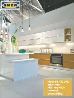 SEKTION Kitchen by IKEA