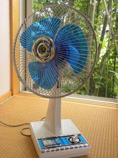 Sanyo vintage fan