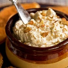 Spice up your party with this Green Chile Pecan Cheese Spread