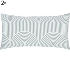 Baumwoll-Kissenbezüge Arcs, 2 Stück | Westwing Tapestry, Home Decor, International Style, Beautiful Homes, Home Decor Accessories, Homes, Deco, Hanging Tapestry, Tapestries