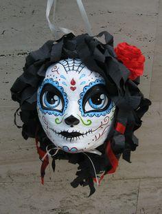 Sugar Skull Pinata