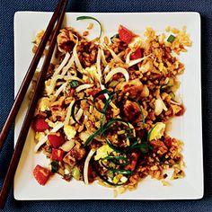 Tour of Asia | Almost Classic Pork Fried Rice | MyRecipes.com
