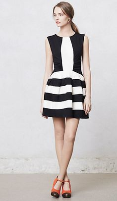 Strata Dress by Eva Franco