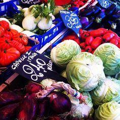 Friday market in Meran