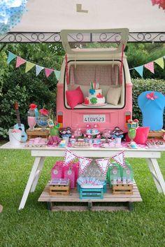 Teen Beach Movie Birthday Party Ideas