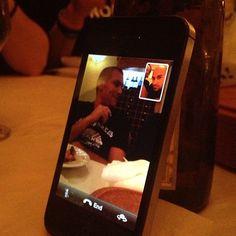 Dinner conversation on Facetime: the promise of the visiophone by nicolasnova, via Flickr