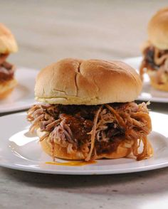 Braised Pulled Pork Shoulder