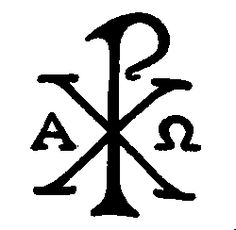 Christian History - Trial and Triumpj - Chi Rho sign - Constantine defender of the church