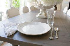 Villa Beleza dishes styled by Randi Garrett Designs