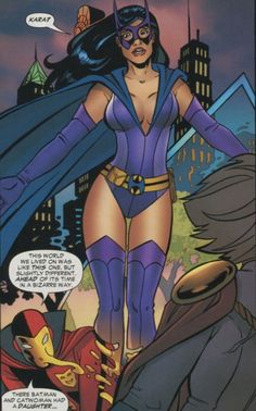 Huntress (Earth-Two), Power Girl, Psycho-Pirate from JSA Classified #4 art by Amanda Conner / Jimmy Palmiotti © DC 2005