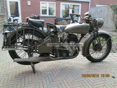 Norton 16H 1942 Vintage, Classic and Old Bikes photo