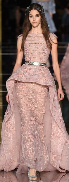 Spring 2016 Couture Zuhair Murad
