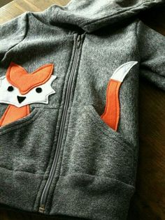 Inspiration :: Children's Fox Hoodie ecofriendly felt by LittleRootedGoods. Inspiration :: Children's Fox Hoodie ecofriendly felt by LittleRootedGoods. Sewing For Kids, Baby Sewing, Diy For Kids, Fashion Kids, Diy Fashion, Fashion Brands, Fashion Shoes, Fashion Design, Diy Clothing