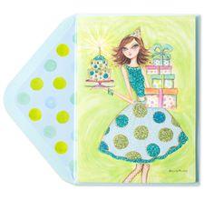 Bella+Pilar+Girl+In+Polka+Dot+Dress+Price+$5.95