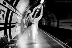 #subway #manhattan #ballet