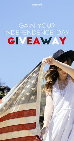 Enter @TeachableHQ's Gain Your Independence Day Giveaway! Win $1K to travel, a WiFi Hotspot and Business Training
