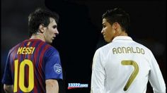 Lionel Messi thách đấu Cristiano Ronaldo siêu kinh điển