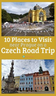 A road trip through the Czech countryside to 10 interesting sites: World Heritage, chateaus, historic towns and famous Spas. And all not far from Prague. Top Europe Destinations, Europe Travel Guide, European Travel Tips, Prague Travel, Short Trip, Travel Couple, Day Trips, Interesting Sites, Travel Inspiration