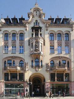 Poland, Lodz, Piotrkowska 86