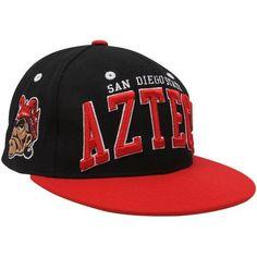 NCAA San Diego State Aztecs Super Star Snapback Cap 0d0cef27e