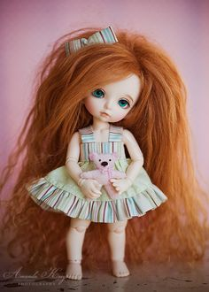 is she mine? #dolls