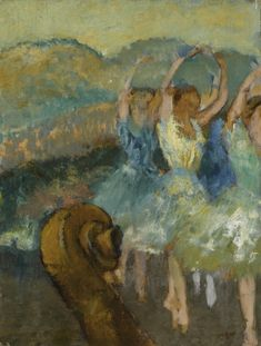 Edgar Degas: Le Ballet (1891)