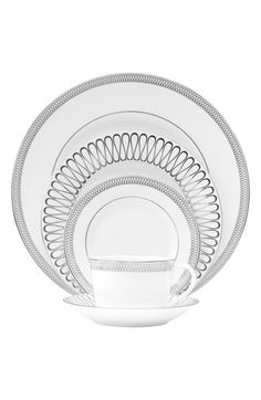 Monique Lhuillier Waterford Monique Lhuillier Waterford 'Opulence' 5-Piece China Place Setting available at #Nordstrom