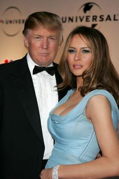 "donald trump's 3rd wife - next First ""Lady""- really ???"