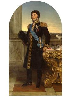 kongehuset.no - King Carl III Johan (1763-1844) of Norway & King Carl XIV Johan of Sweden....he was born in France as Jean Baptiste Bernadotte, he was a Marshall of Napolean Bonaparte, he married Desiree Clary, they had one son who became Oscar I.
