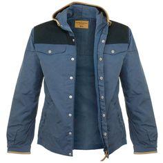 Fjallraven Nr 1 | Special Edition Greenland Blue Jacket
