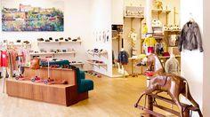 Le concept-store pour enfants Maralex à Paris