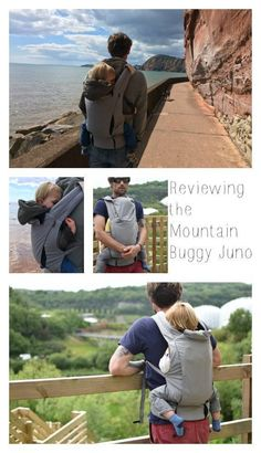 I've found the Mountain Buggy Juno baby carrier to be one of the most comfortable I've owned (and there's been a few)
