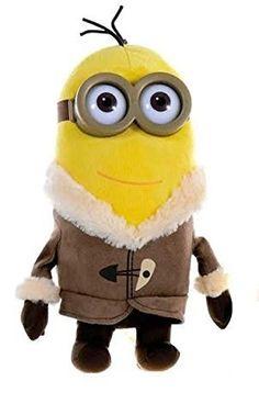 Kevin minions con cappotto 30 CM qualità eccellente