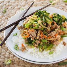 Ground Turkey and Broccoli Stir-Fry - Fashionable Foods