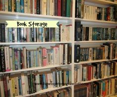 If you love books then storing them properly and keeping them clean can protect them for future enjoyment.