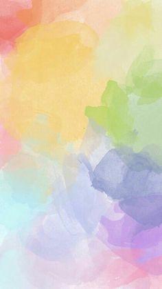 Galaxy Wallpaper # Pastel, Watercolor - Galaxy, wallpaper 451 glitters, pastels and watercolors - Wallpaper Iphone Pastell, Iphone Background Wallpaper, Aesthetic Iphone Wallpaper, Galaxy Wallpaper, Watercolor Background, Pastel Watercolor, Tan Wallpaper, Watercolor Galaxy, Watercolor Wallpaper Iphone
